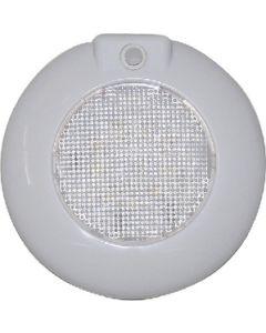 Led-Surf Mnt 3In Wht W/Switch - Led Round Light