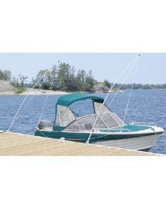 Dock Edge Boat Mooring Whip, 12', LINES&HDW, 40