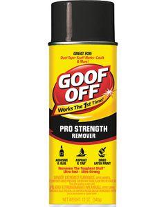 Goof Off® Pro Strength Remover, 12 oz. Aerosol