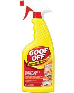 Goof Off® Heavy Duty Remover, 16 oz.