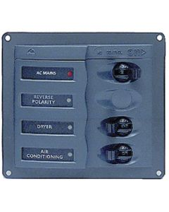 Marinco Ac Circuit Breaker Main Panel, 2-Way