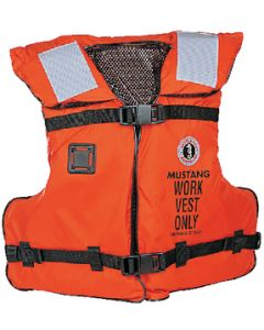 Mustang Survival Mustang Work Vest w/ Solas Tape