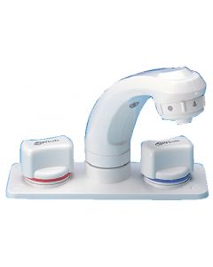 Whale Water Systems Mixer Combo Tap/Shower White