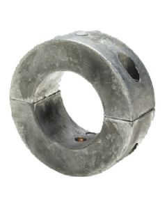 "Camp Marine Engine Zinc Donut Shaft Anode 1-3/8"", C6"