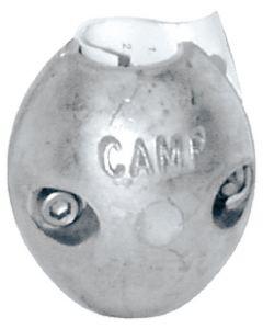 "Camp Zinc Shaft Anode, 3/4"" ID,"