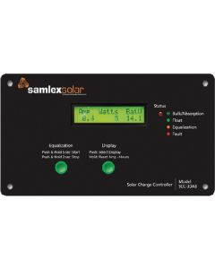 Samlex 30A Charge Controller Ssc-30Ab - Solar Charge Controller