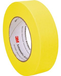 Masking Tape 36Mm 3M Yellow - Automotive Refinish Yellow Masking Tape