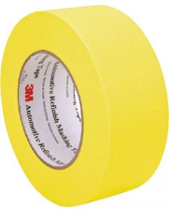 Masking Tape 48Mm 3M Yellow - Automotive Refinish Yellow Masking Tape
