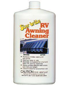 Starbrite RV Awning Cleaner, 32 oz.