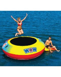 WOW Watersports Bouncer Jump Station