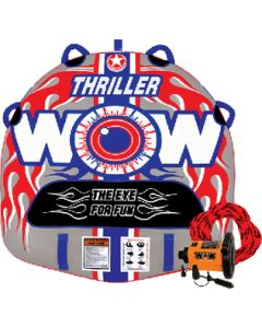 WOW Watersports Towable Thriller 1Person Kit