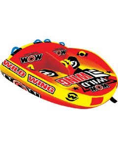 WOW Watersports Towable Wild Wing 2Person