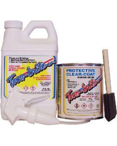 Toon-Brite Aluminum Protective Clear-Coat Kit
