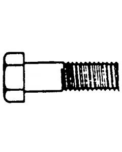 Alloy Fasteners H/H Cap Screw 1/4-20X3/4 100Pc - Cap Screws - Hex Head