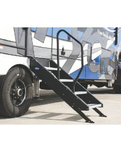 Fold Up Step 3 Step. 30 Door - Stepabove&Reg;