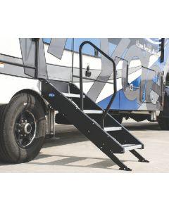 Fold Up Step 4 Step. 30 Door - Stepabove&Reg;
