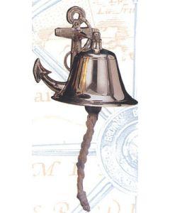 """High Shine Ships Anchor Bell, 5"""""""