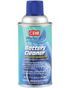 CRC Battery Cleaner, 11oz