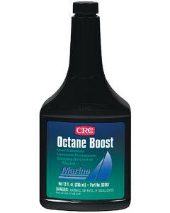 CRC Marine Octane Boost Lead Substitute, 12 Oz