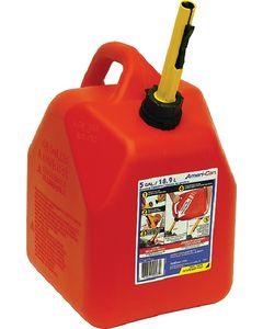 Scepter Fuel Container, 5 Gallon, Gas 3