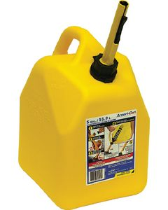 Scepter Fuel Container, 5 Gallon, Diesel