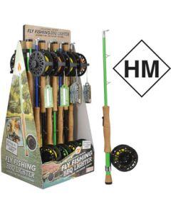 Fly Fishing Lighter Disp.16 - Fly Fishing Bbq Lighter