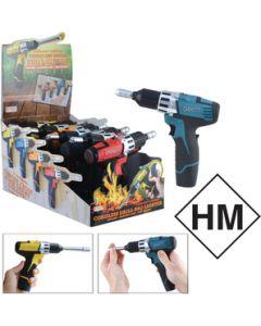 Cordless Drill Lighter Disp.8 - Cordless Drill Bbq Lighter