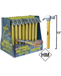 Hammer Lighter Display 16 - Hammer Bbq Lighter