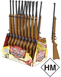 .22 Single Shot Rifle Disp.18 - .22 Single Shot Bolt Action Rifle Bbq Lighter
