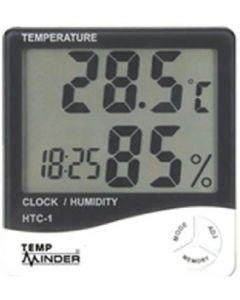Indoor Temp-Lg Display - Tempminder&Reg; Indoor Environment Monitor