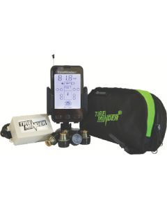 The Minder Research Inc Tpms 4 Transmitters & Booster - Tireminder&Reg; A1A Tire Pressure Monitoring System