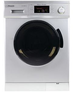 Super Combo Silver W/Chm Trim - Super Combo Washer And Dryer