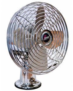 Prime Products Chrome 2 Speed Fan - 2 Speed Fan