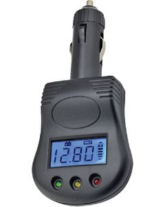 Prime 12V LCD Battery Monitor