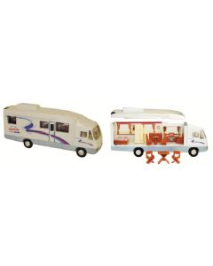 Prime Products Rv Action Toy Motor Home - Rv Action Toys