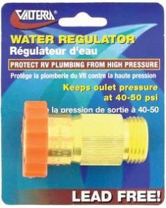 Valterra Water Reg Carded Lead-Free - Lead-Free Water Regulator