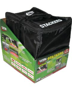 Valterra Stackers 10 Pk W/ Bag - Stackers Leveler And Jack Pads