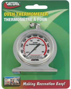 Valterra Oven Thermometer Carded - Oven Thermometer