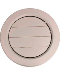 A/C Ceiling Reg. Adj. 5 Beige - Adjustable Ceiling Vent