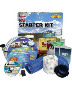 Valterra Standard Starter Kit With Dvd - Standard Rv Starter Kit W/ Pure Power
