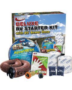 Valterra Deluxe Starter Kit W/Rv Trine - Deluxe Starter Kit