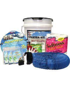 Valterra Rv Starter Kit In A Bucket - Rv Starter Kit In A Bucket