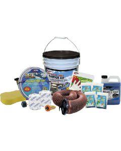 Deluxe Starter Kit Bucket - Deluxe Starter Kit In A Bucket W/Wash & Wax