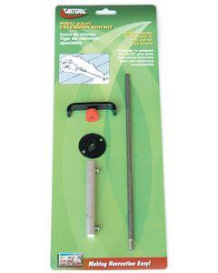 Valterra 101/2In Handle Exten Grentec - Waste Valve Extension Rod Kit