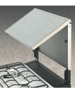 Atwood Mobile Wedgewood Vision Blk - Bi-Fold Top Cover/Back Splash