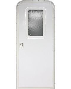 Door-Std Radius Rh Wht 24X72 - Rh Radius Rv Entry Door