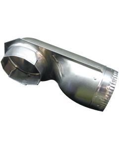Westland Sales Elbow90Deg. Offsetlow Pro. - 90&Deg; Offset Dryer Elbow