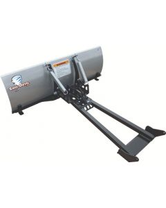 "SNO-DEVIL UNIVERSAL ATV PLOW 48""-Kappers Fabricating"