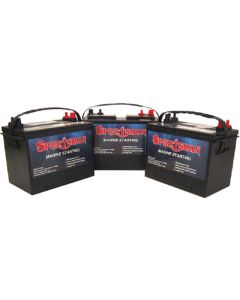 Sportsman Marine Starting Battery 100Amp 1000 CCA
