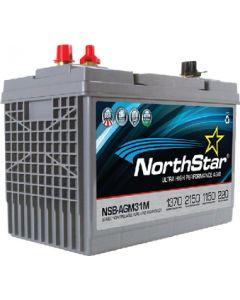 Navman / Northstar BatteryAGM GR31 1370CA/1150CCA